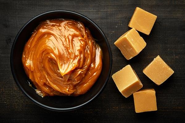 Конфеты коровка с медом фото