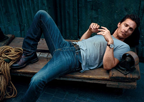 Размеры мужских джинсов