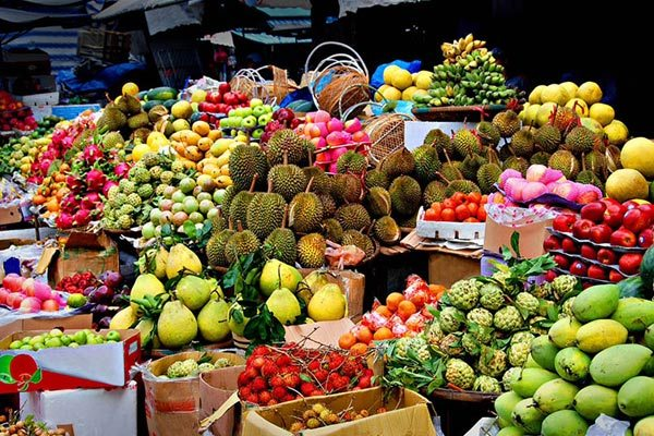 Экзотические фрукты Вьетнама по месяцам: фото, описание, как выбрать и где купить