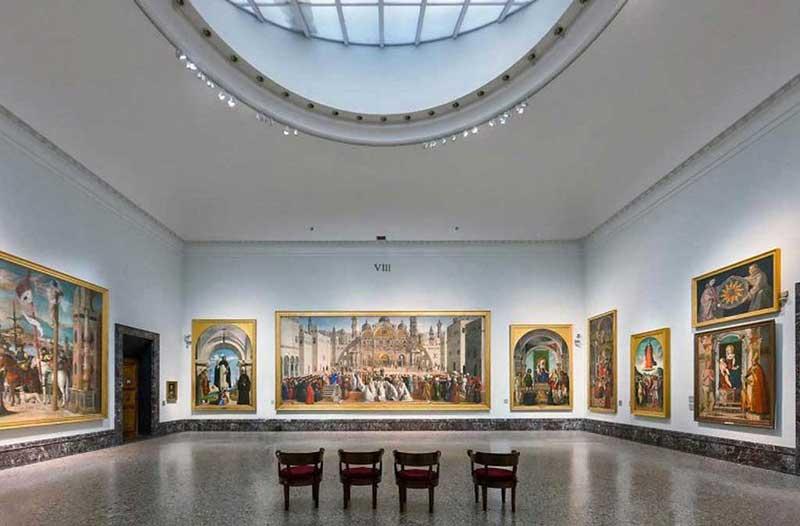Художественная галерея Брера
