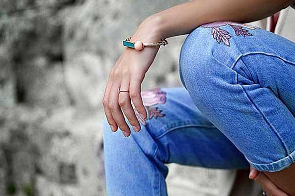 Как сочетать джинсовые вещи с другими предметами гардероба?