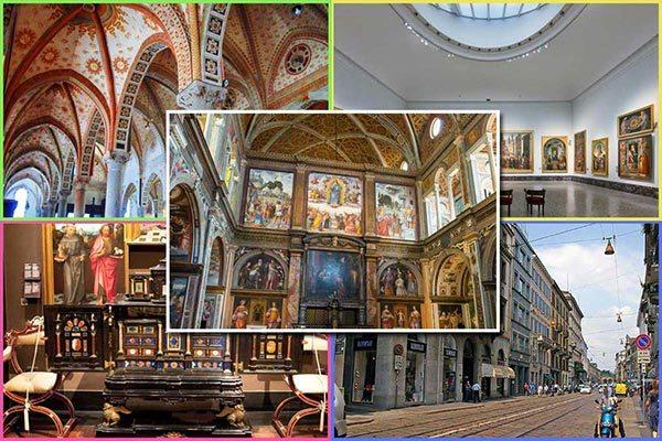 ТОП-5 достопримечательностей Милана