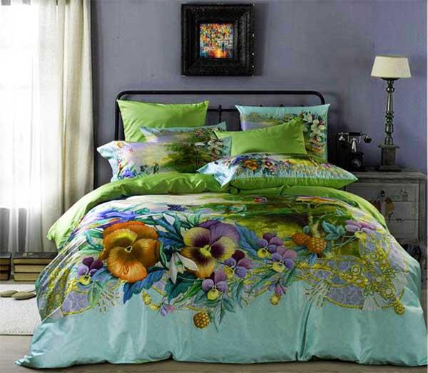 Какой материал постельного белья лучше выбрать