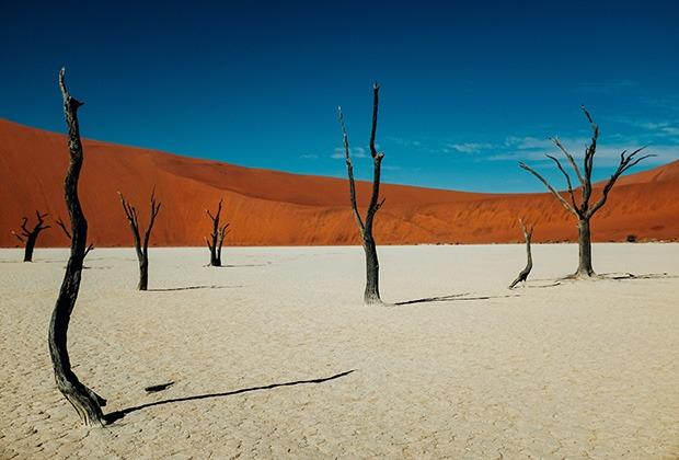 Экзотическая Намибия